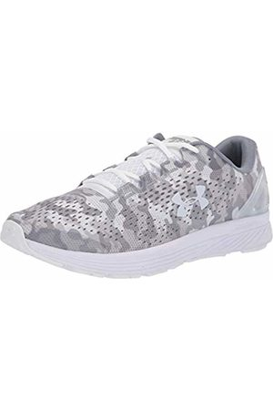 Under Armour Men's Charged Bandit 4 GR Running Shoes, Overcast Gray/ 101