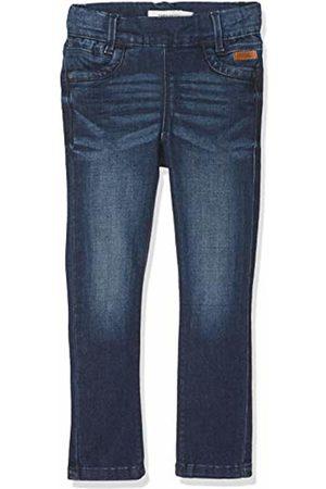 Name it Girl's Nittonja Skinny Legging DNM NMT Noos Trouser, (Dark Denim)