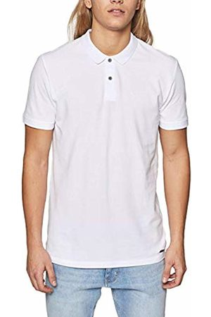 Esprit Men's 019cc2k025 Polo Shirt, ( 100)