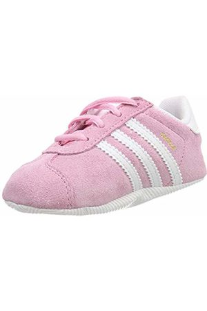 adidas Unisex Babies' Gazelle Crib Gymnastics Shoes, True /FTWR / Met