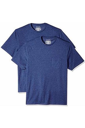 Amazon Essentials 2-Pack Regular-fit Crew Pocket T-Shirt