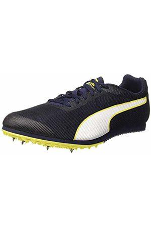 Puma Men's Evospeed Star 6 Track & Field Shoes, (Peacoat -Blazing )