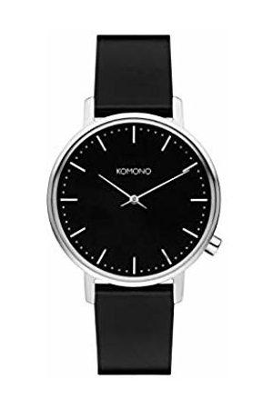 Komono Womens Analogue Quartz Watch with Leather Strap KOM-W4121