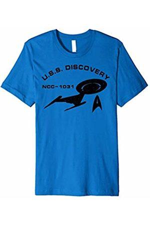 Star Trek Discovery NCC-1031 Collegiate Graphic T-Shirt