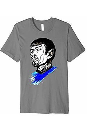 Star Trek The Original Series Spock Graphic T-Shirt