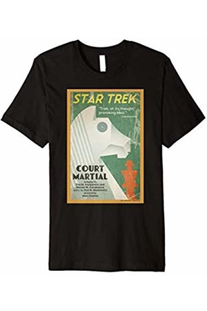Star Trek Original Series Court Martial Premium T-Shirt