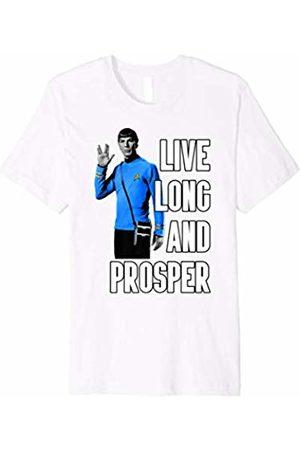 Star Trek Original Series Spock Live Long Premium T-Shirt