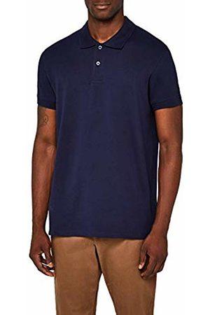 MERAKI Men's Pique Polo Shirt