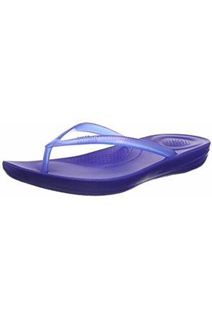 FitFlop Women's IQUSHION FLIP Flop-Pearlised