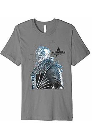 Star Trek Discovery T'Kuvma Sketch Schematic Premium T-Shirt
