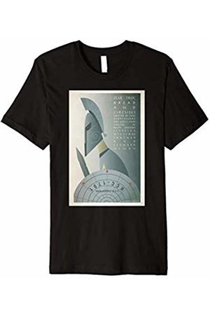 Star Trek Original Series Bread & Circuses Graphic T-Shirt