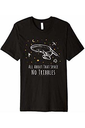 Star Trek Original Series About That Space Graphic T-Shirt