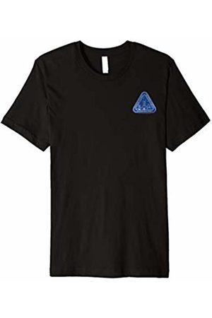 Star Trek Starfleet Academy Logo Faux Patch Premium T-Shirt