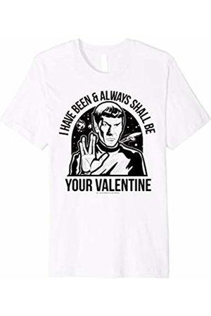 Star Trek Original Series Spock Your Valentine T-Shirt