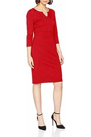 More & More Women's Kleid Dress, (Tangerine 0538)