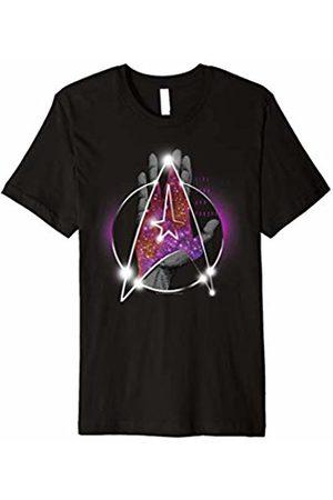 Star Trek The Original Series New Worlds Graphic T-Shirt