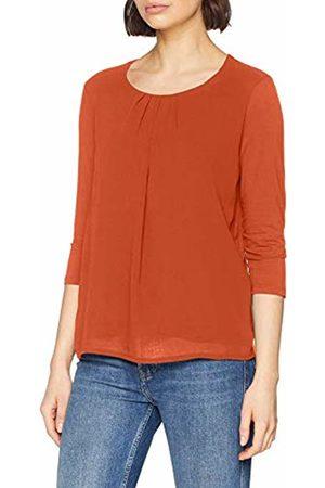 More & More Women's T-Shirt, (Tangerine 0538)