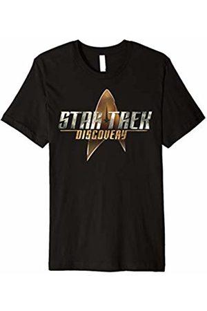 Star Trek Discovery Delta Shield Logo Premium T-Shirt