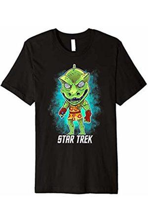 Star Trek Original Series Gorn Posing Chibi Graphic T-Shirt