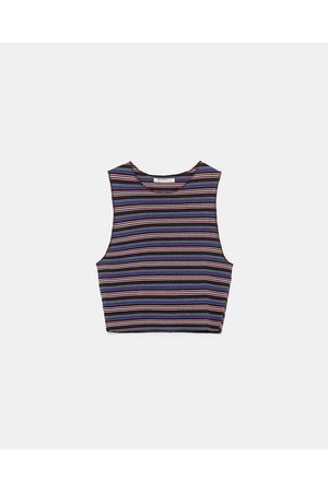 d47701649e1ee6 Multicolour Crop Tops & T-shirts for Women, compare prices and buy ...