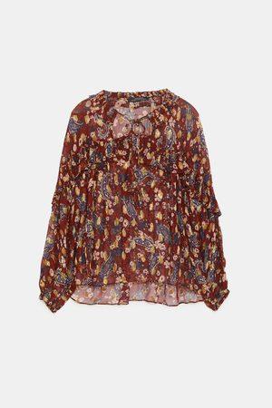 1e43dc757782d Zara summer women s shirts   blouses