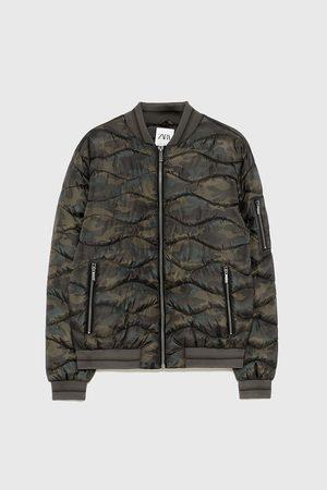 Zara Men Winter Jackets - Puffer jacket