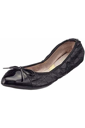 Butterfly Twists Women's Holly II Closed Toe Ballet Flats, ( 001)