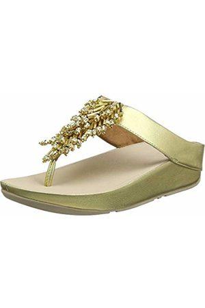 FitFlop Women's Treasure Mambo Toe Post Open Sandals