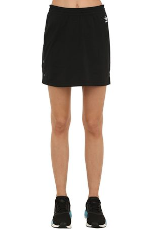 adidas Sc Techno Skirt W/ Side Snap Buttons