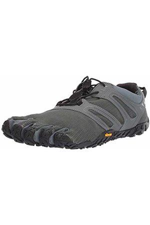 Vibram Men's V Trail Running Shoes, Dark /Sage