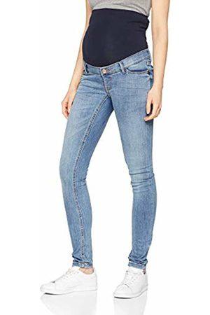 Noppies Women's Jeans OTB Skinny Avi Every Day Maternity, Blau (Ever P142)