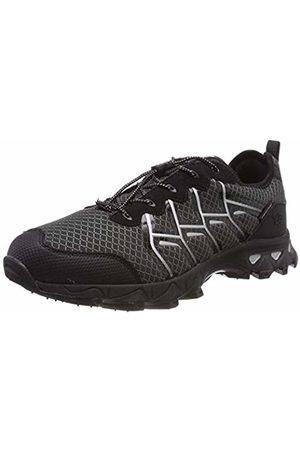 Bruetting Men's Countdown Low Rise Hiking Shoes, Grau/Schwarz/Weiß
