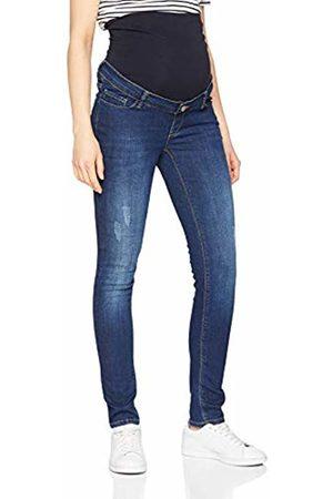 Esprit Women's Pants Denim OTB Slim Maternity Jeans