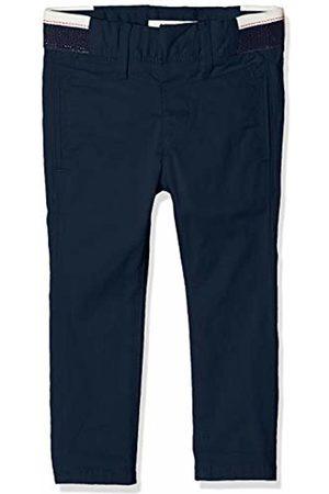 Name it Boy's Nkmsilas Twitapos Pant Noos Trouser, Dark Sapphire