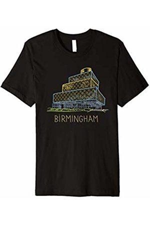 DDD City Birmingham city T-shirt Tee Shirt Tshirt T Shirt