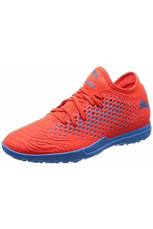 Puma Men's Future 19.4 TT Footbal Shoes, ( Blast-Bleu Azur)