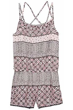 Chipie Girl's 8n33016 One Dungarees, (Salmon 33)