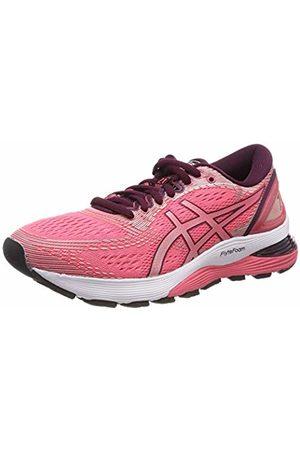 Asics Women's Gel-Nimbus 21 Running Shoes, ( Cameo/Bakedpink 700)