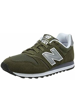 New Balance Men's Ml373V1 Trainers, (Olive/Silver Olv)