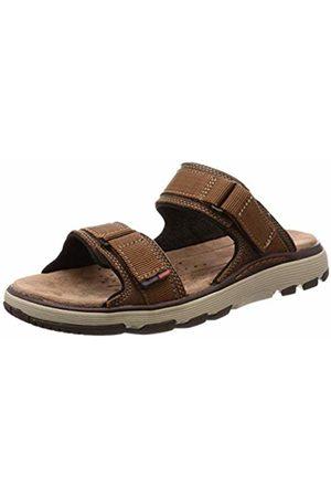 Clarks Men's Un Trek Walk Sling Back Sandals