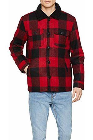 New Look Men's Check Shacket 6171183 Jacket