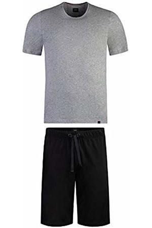 Strellson Men's 1/2 Pyjama Set, (Elite Mel.)