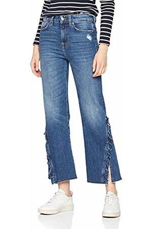 Seven for all Mankind Women's Hw Cropped Boot Bootcut Jeans