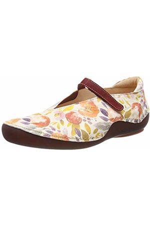 Think! Women's Kapsl_484059 Ankle Strap Ballet Flats