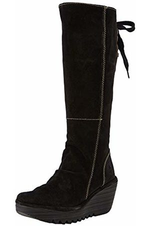 Fly London Women's Yust Oil Suede Boots Ankle Boots