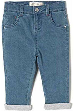 ZIPPY Baby Girls' Ztg0402_455_1 Jeans, (Medium Denim 2565)