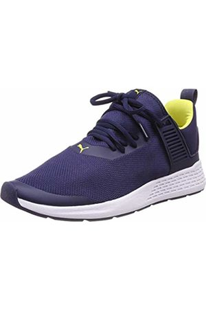 Puma Unisex Adults' Insurge Mesh Fitness Shoes, (Peacoat-Blazing )