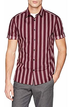 New Look Men's Muscle Stripe 5999777 Casual Shirt