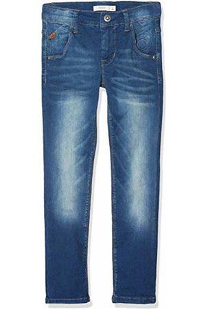 Name it Boy's Nkmtheo Dnmtate 2174 Pant Noos Jeans, Medium Denim