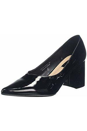 Lost Ink Women's WF Closed Toe Heels, ( 0001)